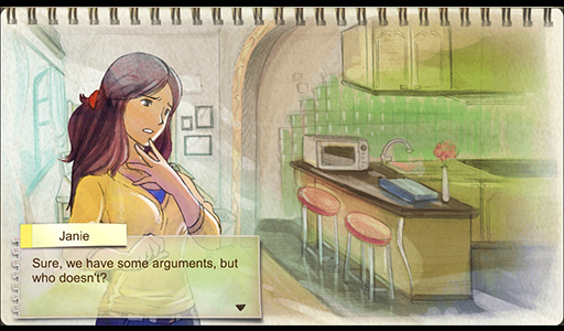 dating violence game